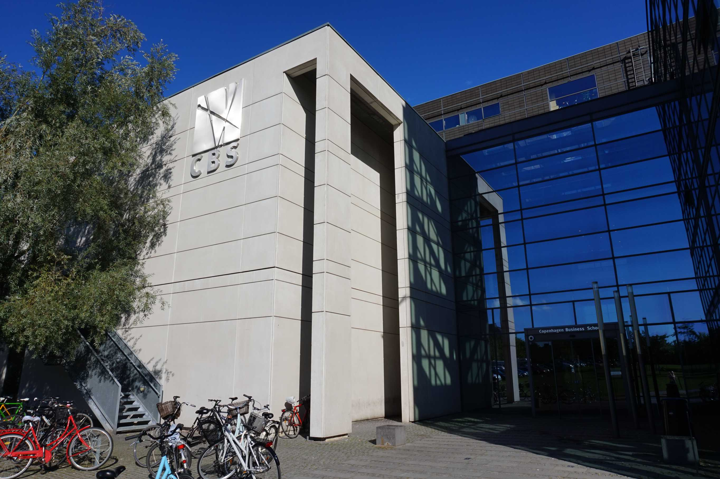 Our host institution - Copenhagen Business School